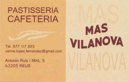 Pastisseria Vilanova