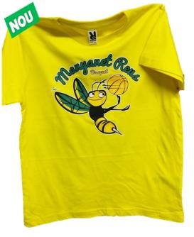samarreta groga abella