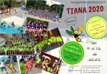 Cartell Tiana 2020